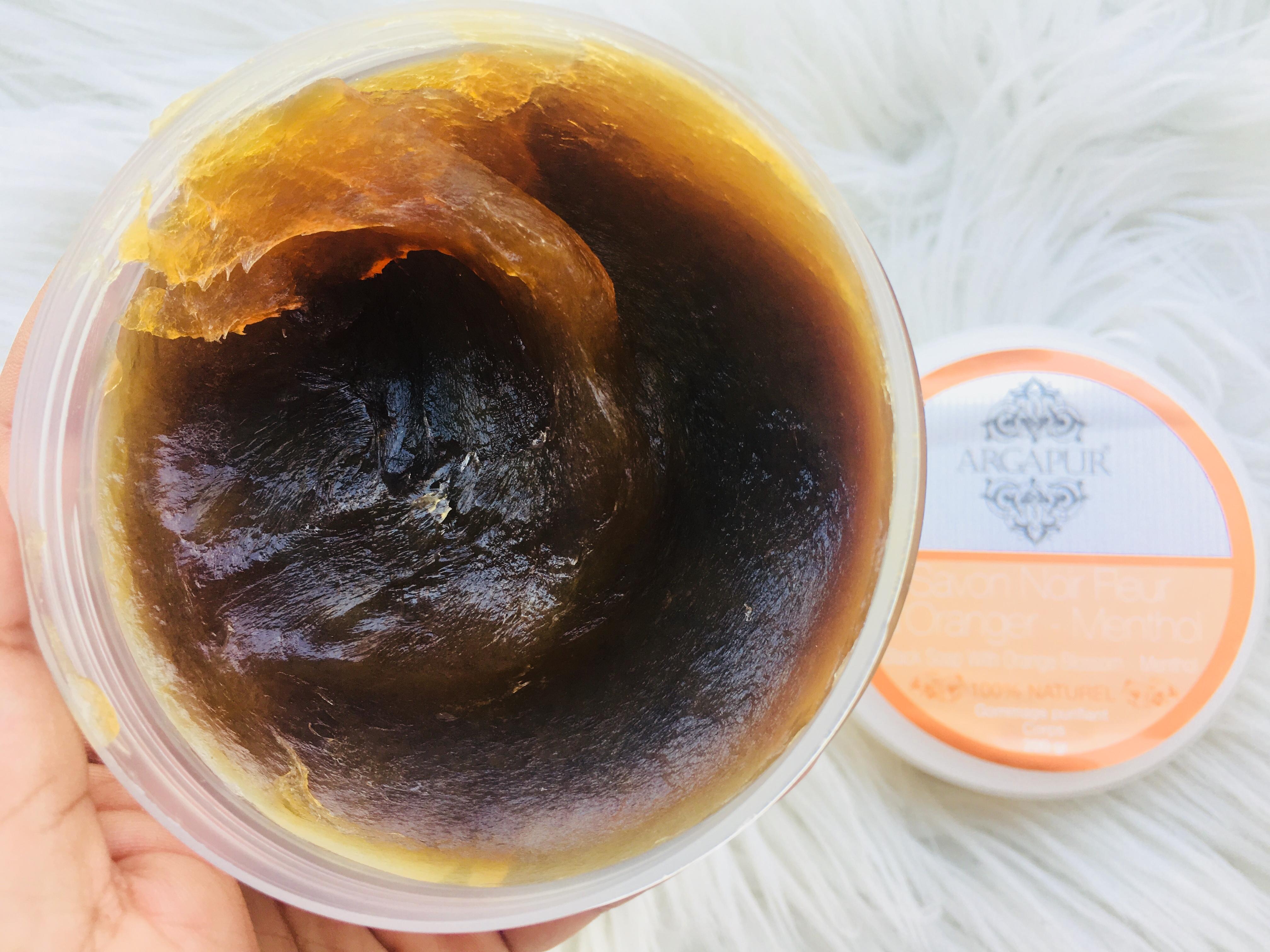 Les bienfaits du savon noir