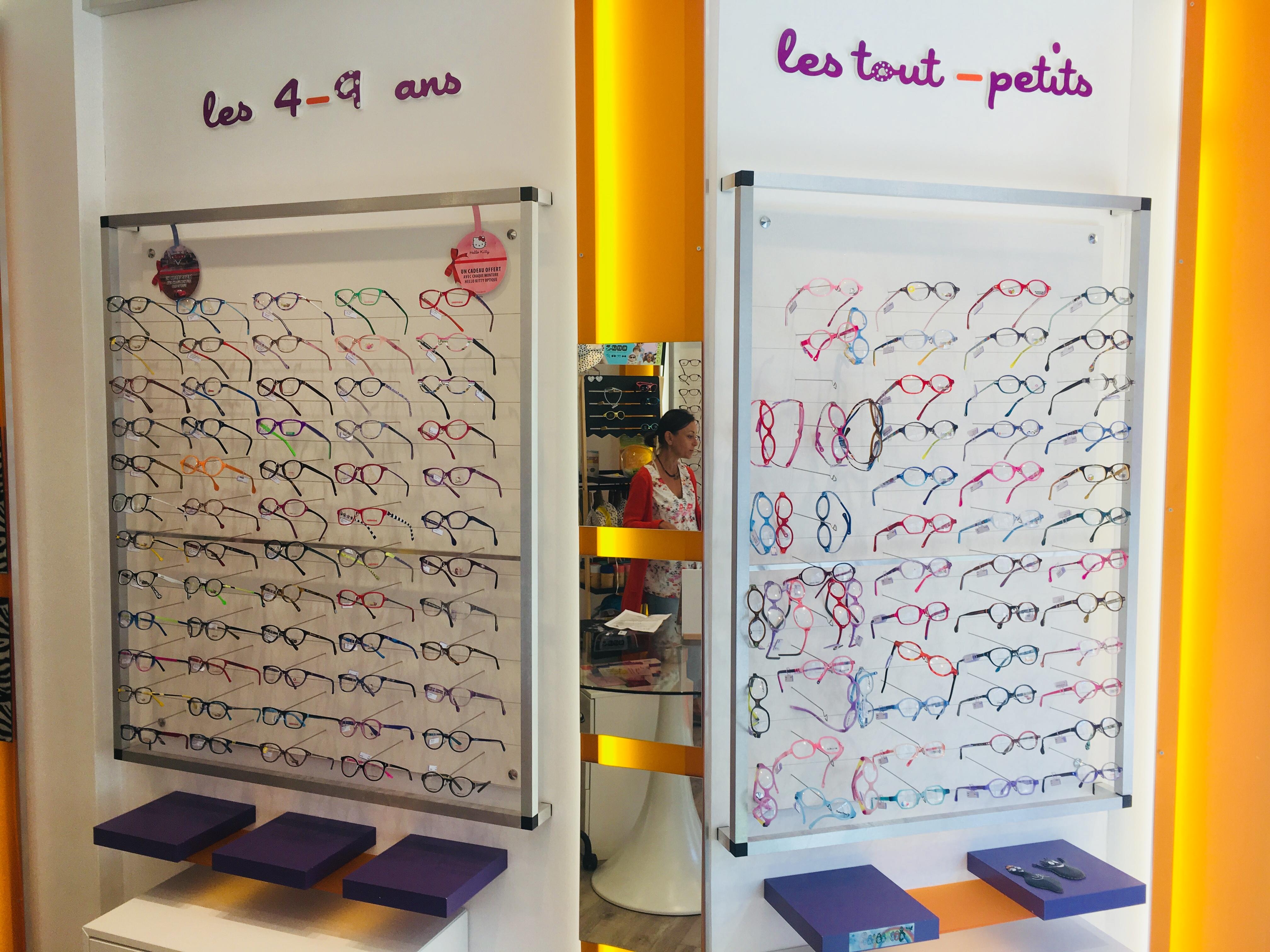 Lunettes de Môm's : un opticien exclusivement dédié à l'enfant